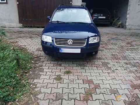 Fram av Volkswagen Passat Variant 2001