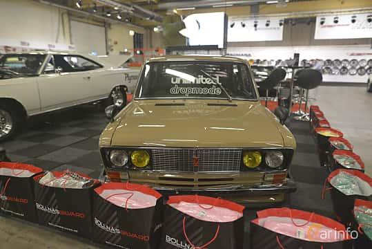 Front  of VAZ VAZ-21063 1.3 Manual, 64ps, 1979 at Bilsport Performance & Custom Motor Show 2019