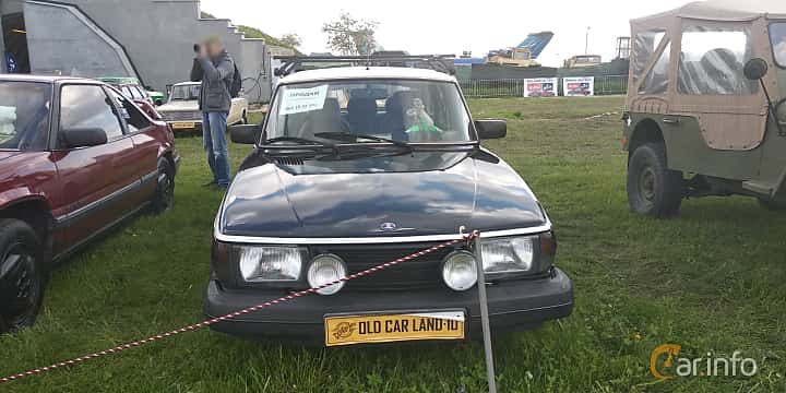 Front  of Saab 900 3-door 1985 at Old Car Land no.1 2019
