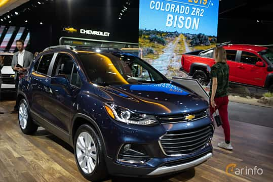 User Images Of Chevrolet Trax 1st Generation Facelift