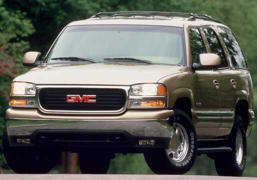 Front/Side  of GMC Yukon 2000