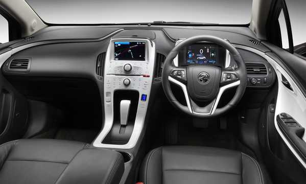 Interior of Holden Volt 1.4 + 16 kWh Single Speed, 151hp, 2013