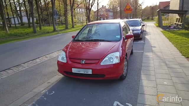 honda civic 2001 hatchback 1.6