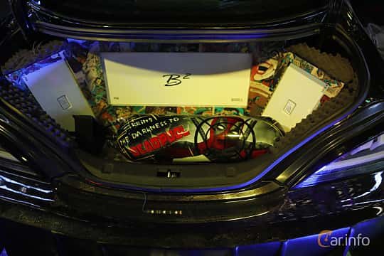 Engine compartment  of Hyundai Genesis Coupé 2.0 TCi Manual, 213ps, 2011 at Bilsport Performance & Custom Motor Show 2019
