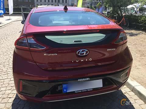 Bak av Hyundai Ioniq Electric 28 kWh Single Speed, 120ps, 2018