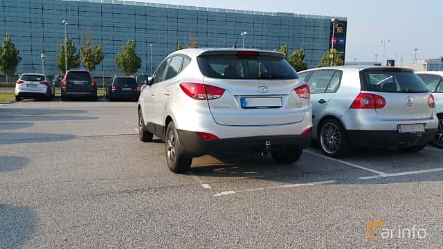 Hyundai Ix35 1 7 Crdi Manual 116hp 2015 border=