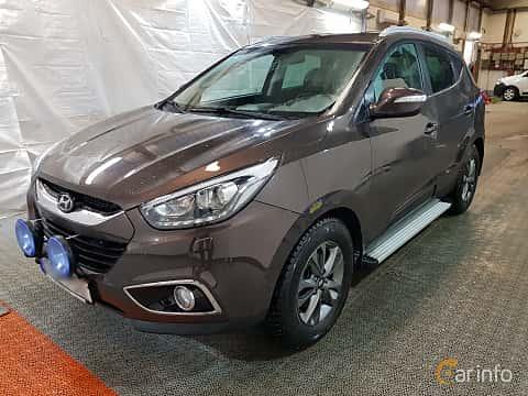 Hyundai Ix35 2 0 Crdi 4wd Manual 136hp 2015 border=