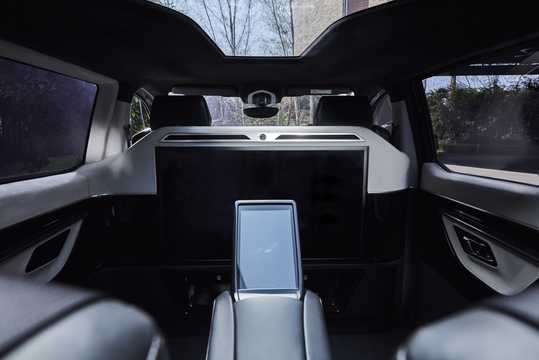 Interior of Iconiq Motors Seven VIP Edition Concept Concept, 2017