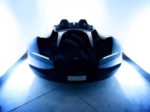 Front  of I.DE.A Era Concept Concept, 2008