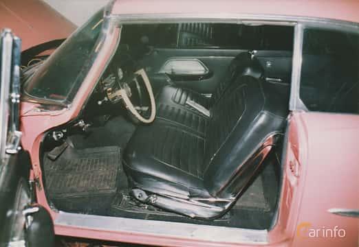 Interiör av Chrysler 300 Hardtop 6.4 V8 Automatic, 386ps, 1958