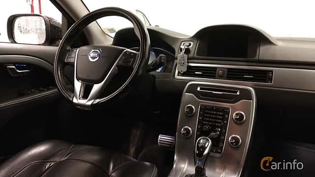 Interior of Volvo XC70 D4 AWD Geartronic, 181ps, 2016