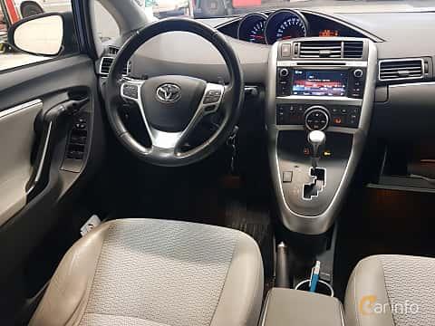 Interiör av Toyota Verso 1.8  Multidrive S, 147ps, 2015