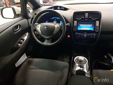 Interiör av Nissan Leaf 30 kWh Single Speed, 109ps, 2017