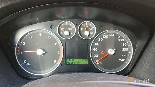 Ford Focus Combi MK2