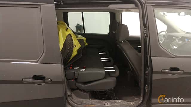 Interior of Ford Tourneo Connect LWB 1.5 TDCi SelectShift, 120ps, 2016