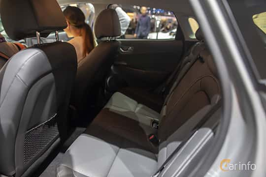 Interiör av Hyundai Kona Electric 64 kWh Single Speed, 204ps, 2020 på IAA 2019