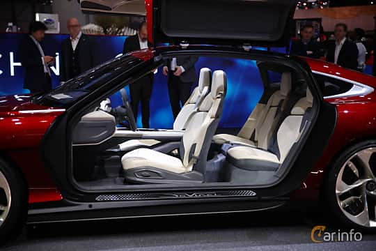 Interior of Italdesign DaVinci Concept Concept, 2019 at Geneva Motor Show 2019