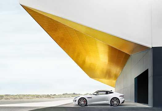 Side  of Jaguar F-Type R  Automatic, 550hp, 2015