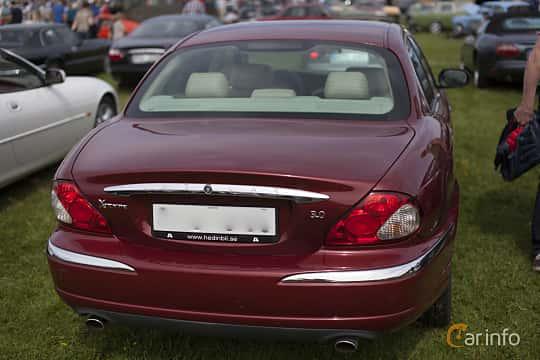 2001 jaguar s type manual