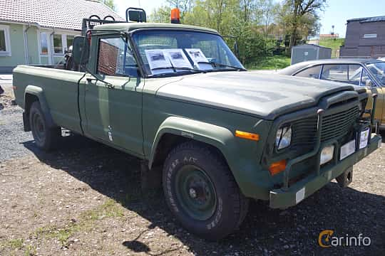 Jeep J20 2nd Generation