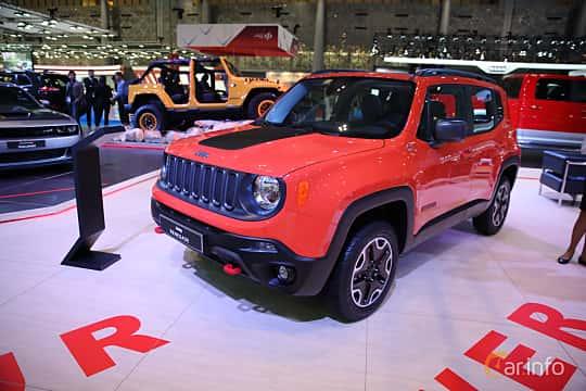 Jeep Renegade 2 4 Bu