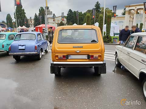 3 images of Lada Niva 1600 1.6 4x4 Manual, 78hp, 1980 by