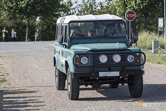 Land Rover Defender 1st Generation