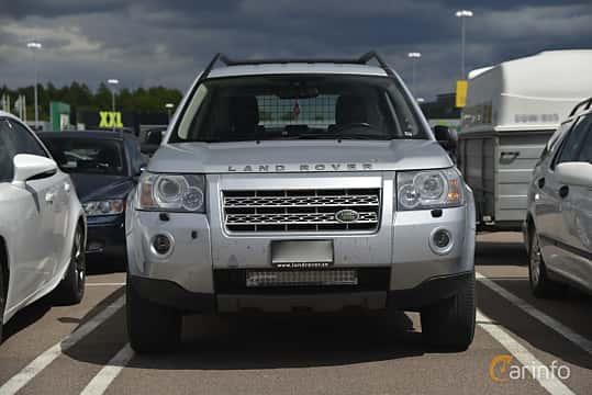 land rover freelander 2007 Land Rover White 2003 Land Rover