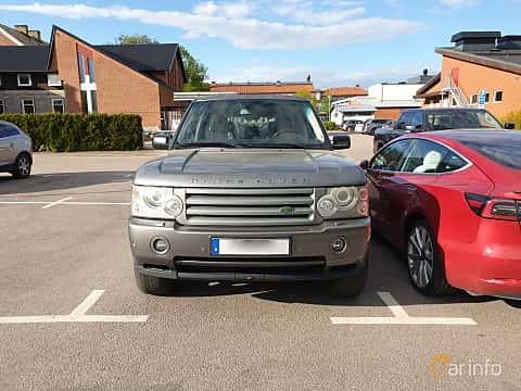 Fram av Land Rover Range Rover 3.6 TDV8 4WD Automatic, 272ps, 2007