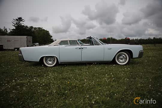 lincoln continental convertible 4th generation. Black Bedroom Furniture Sets. Home Design Ideas