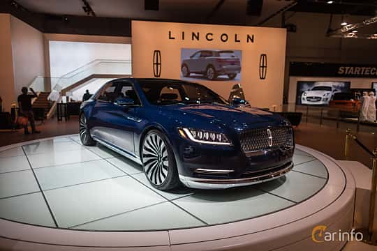 User images of Lincoln Continental Concept Concept, 2015