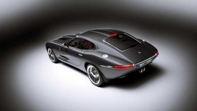 Back/Side of Lyonheart K Coupé 5.0 V8 Automatic, 575hp, 2013