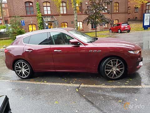 Sida av Maserati Levante S 3.0 V6 Q4 Automatic, 430ps, 2017