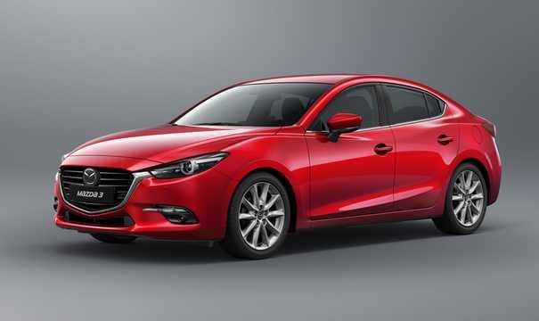 Mazda 3 Sport >> Mazda 3 Sport 2017