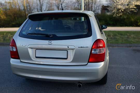 Mazda 323 bj facelift mazda 323f 16 automatic 95hp 2002 altavistaventures Images