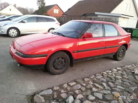user images of mazda 323 5 door hatchback bg rh car info Mazda 323 Protege DX 1995 1992 Mazda 323