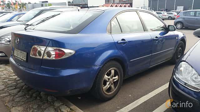 mazda 6 gg gy rh car info 1994 Mazda Atenza 2014 Mazda Atenza