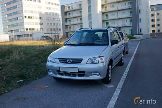 User    images of    Mazda       Demio    1st Generation
