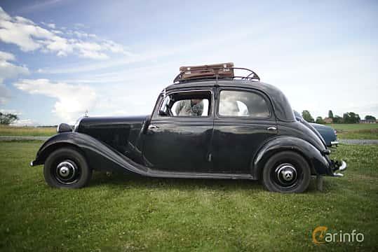 Mercedes benz w136 for 1946 mercedes benz