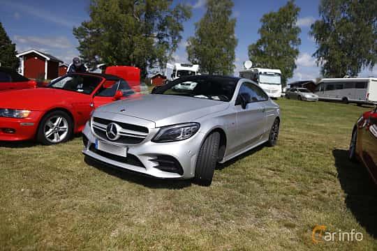 Mercedes Benz C Class Coupe 2019