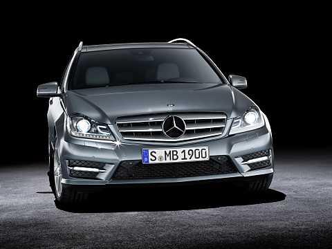 Mercedes-Benz C 300 CDI 4MATIC BlueEFFICIENCY W204 Facelift