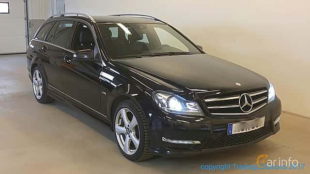 Mercedes-Benz C 220 CDI W204 Facelift