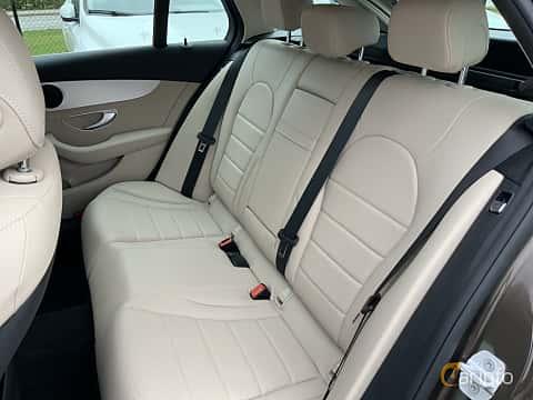 Interior of Mercedes-Benz C 180 T  7G-Tronic Plus, 156ps, 2016