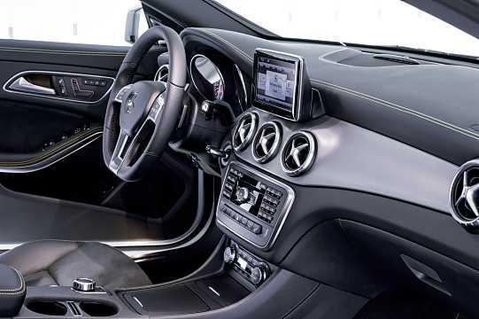 Mercedes Benz Cla Class Coupé
