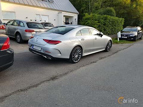 Bak/Sida av Mercedes-Benz CLS 350 d 4MATIC 3.0 4MATIC 9G-Tronic, 286ps, 2018