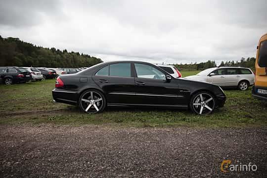 Mercedes-Benz E 55 AMG W211