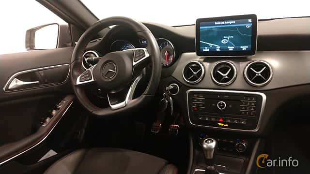 mercedes gla manual transmission