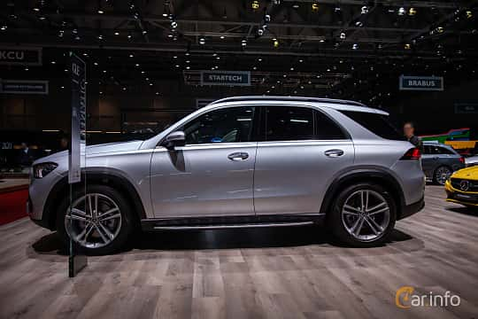 Mercedes gle 450 4matic 2019
