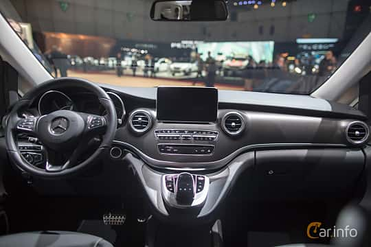 Mercedes benz vito for Mercedes vito interieur