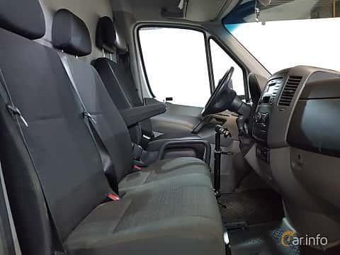 Interiör av Mercedes-Benz 516 BlueTEC Chassi 2.2 Automatic, 163ps, 2015